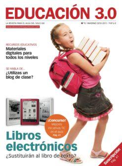 Revista número 1 de EDUCACIÓN 3.0