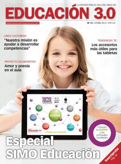 Revista número 12 de EDUCACIÓN 3.0