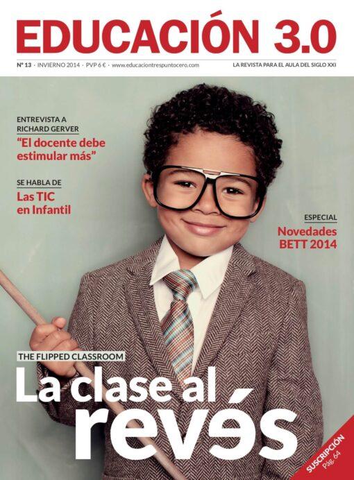 Revista número 13 de EDUCACIÓN 3.0