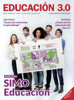 Revista número 16 de EDUCACIÓN 3.0