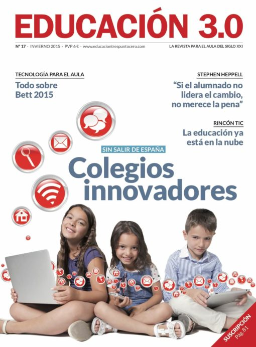 Revista número 17 de EDUCACIÓN 3.0