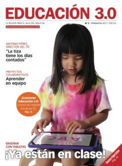 Revista número 2 de EDUCACIÓN 3.0