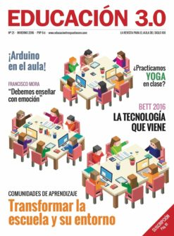 Revista número 21 de EDUCACIÓN 3.0