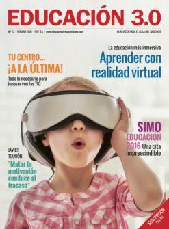 Revista número 23 de EDUCACIÓN 3.0