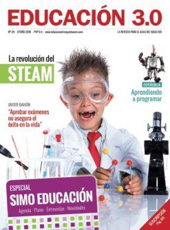 Revista número 24 de EDUCACIÓN 3.0