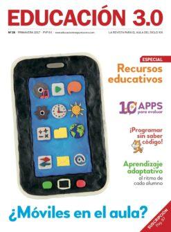 Revista número 26 de EDUCACIÓN 3.0