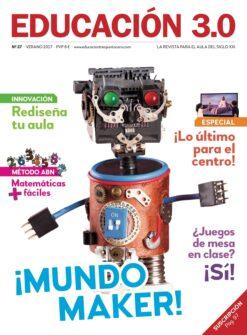 Revista número 27 de EDUCACIÓN 3.0