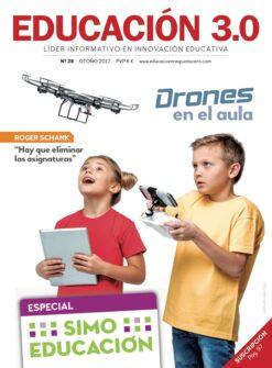 Revista número 28 de EDUCACIÓN 3.0