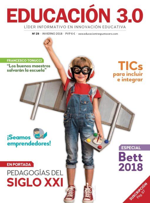 Revista número 29 de EDUCACIÓN 3.0