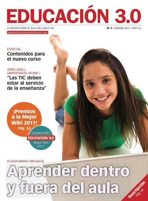 Revista número 3 de EDUCACIÓN 3.0