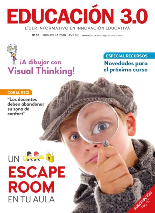 Revista número 30 de EDUCACIÓN 3.0
