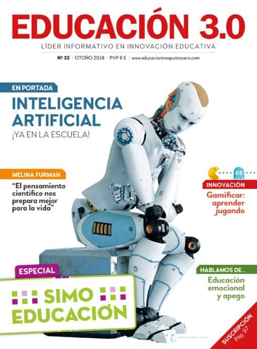 Revista número 32 de EDUCACIÓN 3.0