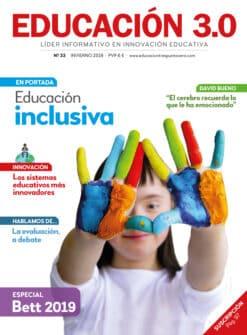 Revista número 33 de EDUCACIÓN 3.0