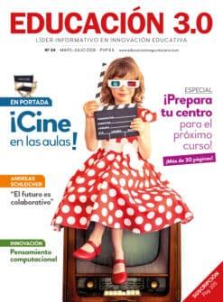 Revista número 34 de EDUCACIÓN 3.0