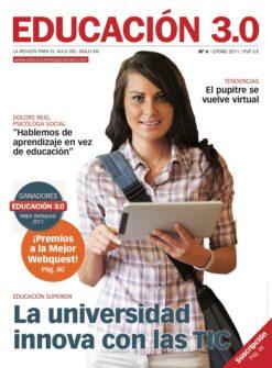 Revista número 4 EDUCACIÓN 3.0