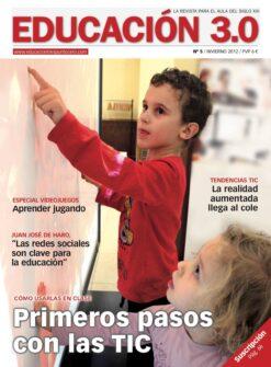 Revista número 5 de EDUCACIÓN 3.0