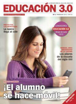 Revista número 6 de EDUCACIÓN 3.0