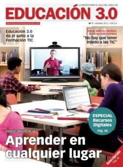 Revista número 7 de EDUCACIÓN 3.0