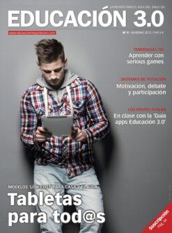 Revista número 9 de EDUCACIÓN 3.0