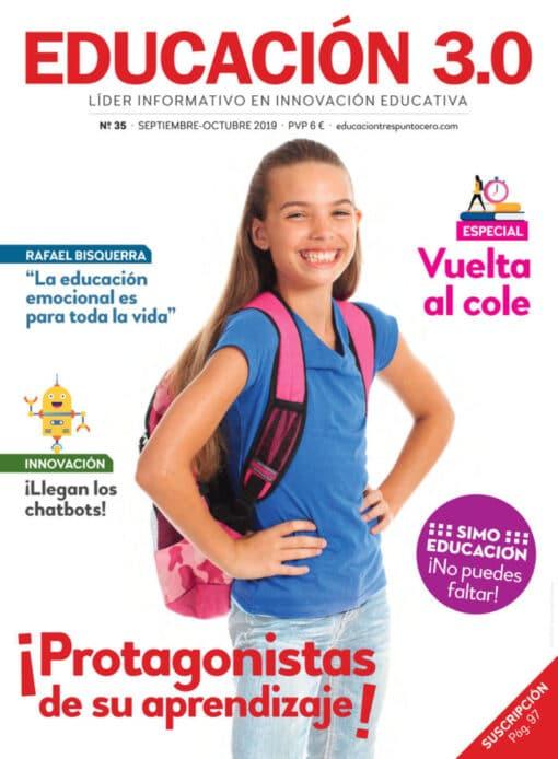 Revista número 35 de EDUCACIÓN 3.0