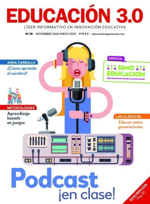 revista 36 educación 3.0